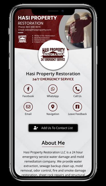 Hasi-Property-Restoration